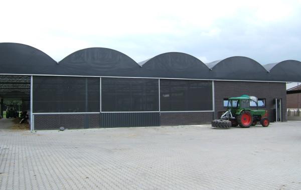 Nieuwbouw serrestal Haaksbergen