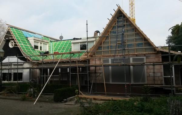 Verbouw woning te Buurse