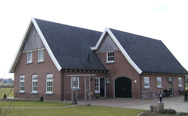 Nieuwbouw woning Vehof 1