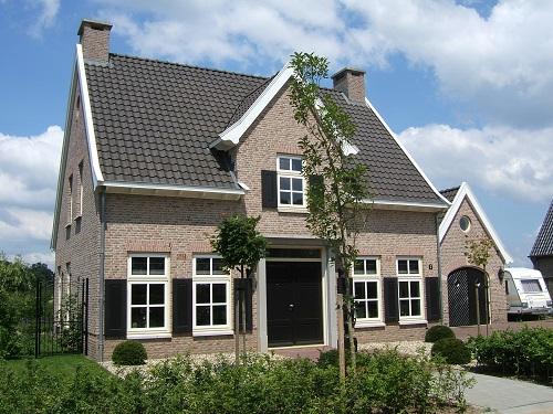 klassieke woningbouw