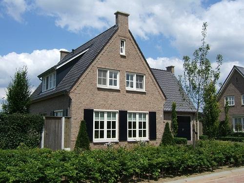 landelijke woningbouw