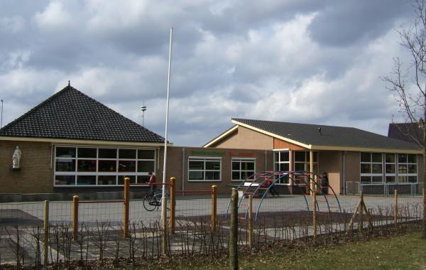 Verbouw St. Jozefschool Rietmolen