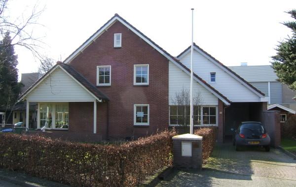 Verbouw woning Haaksbergen