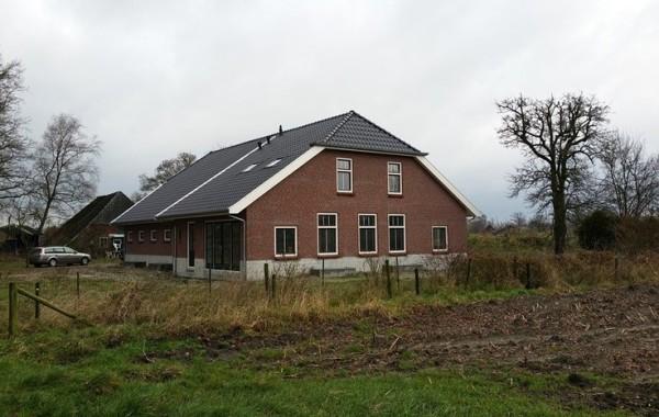 Herbouw woonboerderij te Noordijk