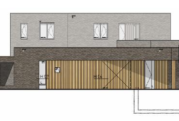 Nieuwbouw villa te Enschede