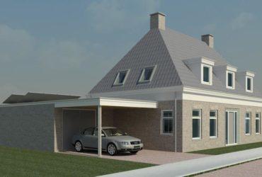 Nieuwbouw vrijstaande woning Haaksbergen